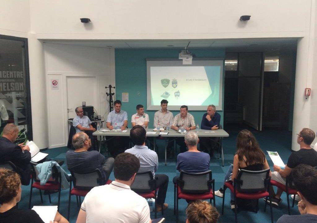 Lancement de l'Institut de Formation du Sport en Béarn